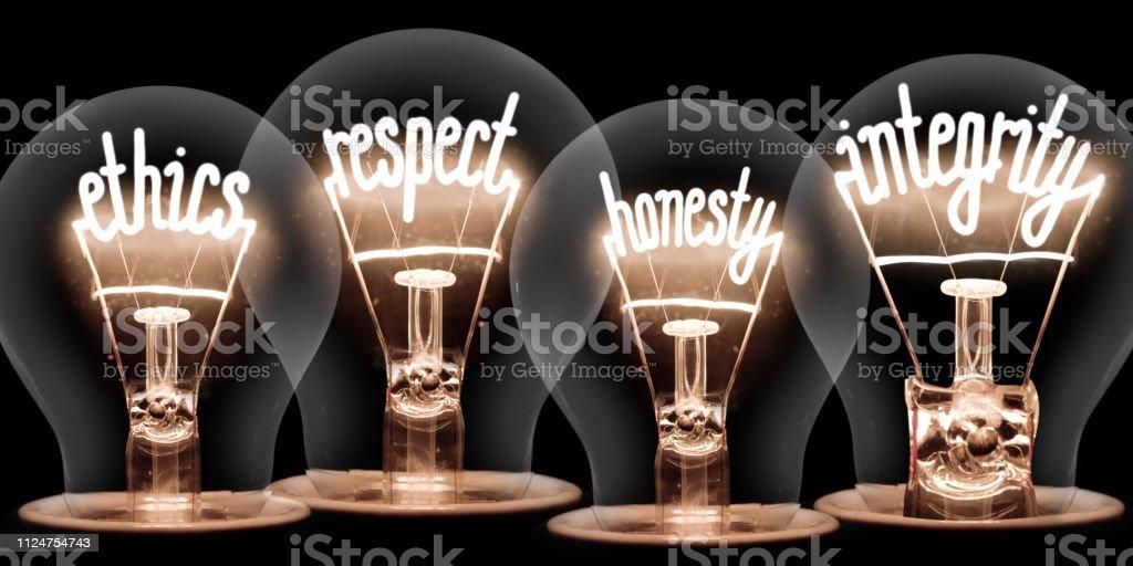 Light Bulbs Concept stock photo