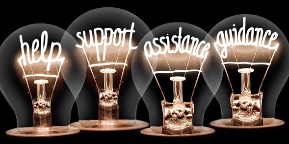 istock Light Bulbs Concept 1144178813