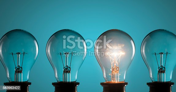 578276932 istock photo Light bulbs 583963422