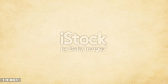 istock Light colored beige vintage paper. 1139166021