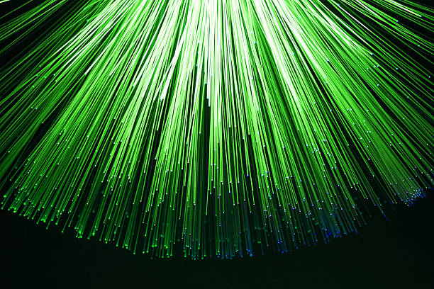light conductors stock photo
