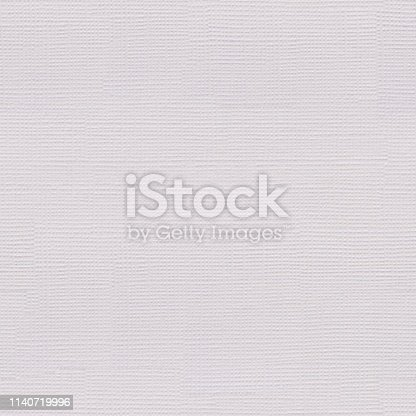 istock Light cream yellow tone water color paper texture. Seamless square background, tile ready. 1140719996