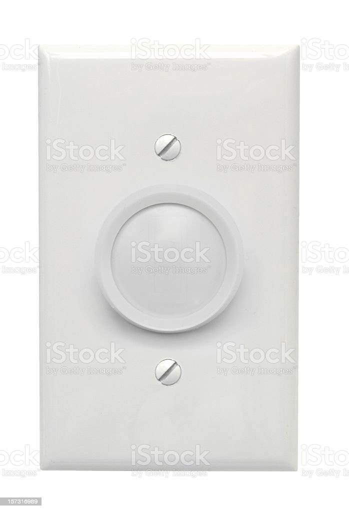 Light Dimmer royalty-free stock photo