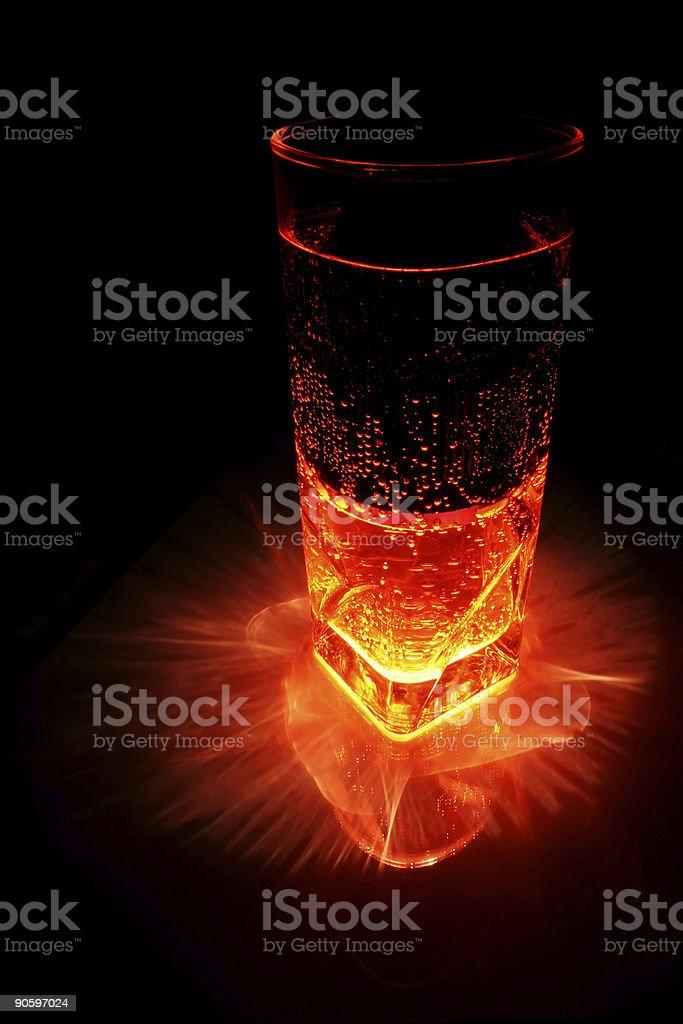 Light Drink 04 royalty-free stock photo