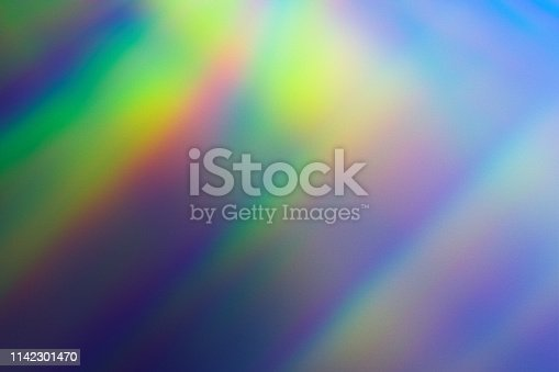 Colorful refraction