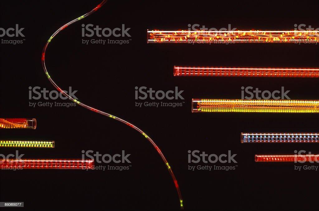 Light Emitting Diode royalty-free stock photo