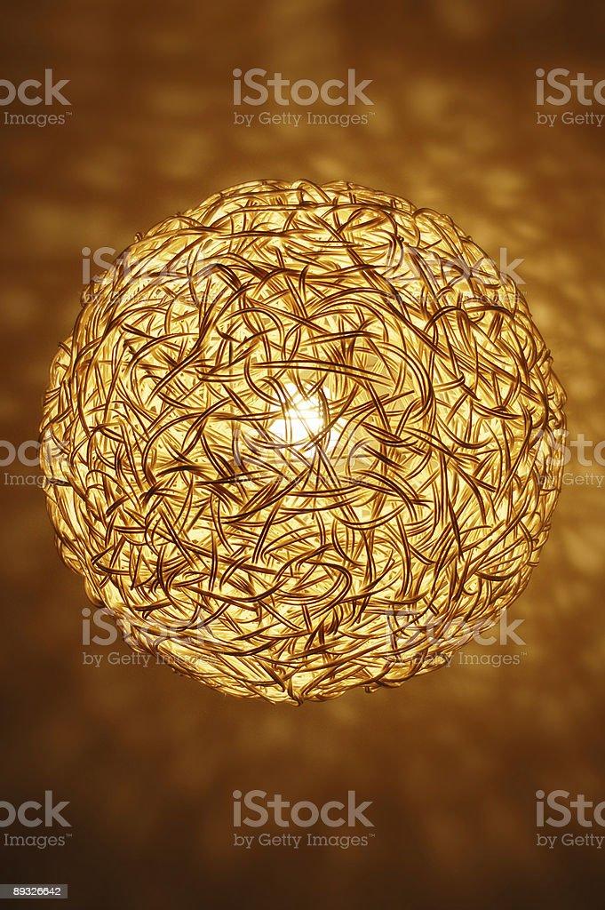 light fitting royalty-free stock photo