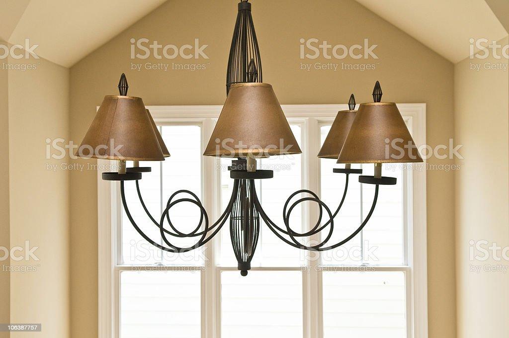 Light Fixture stock photo