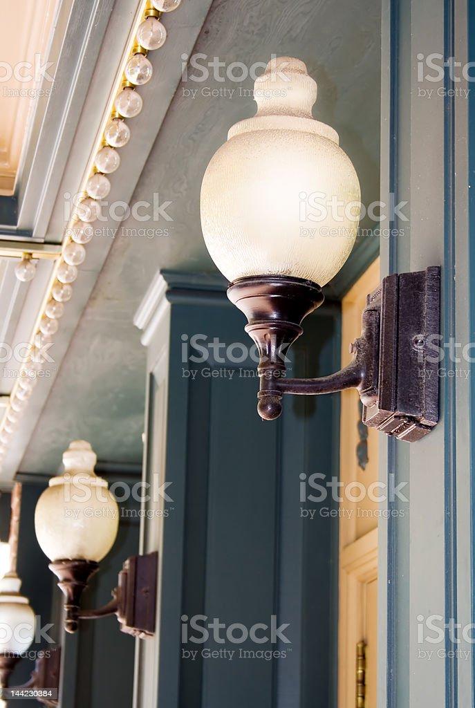 Oprawa oświetleniowa zbiór zdjęć royalty-free
