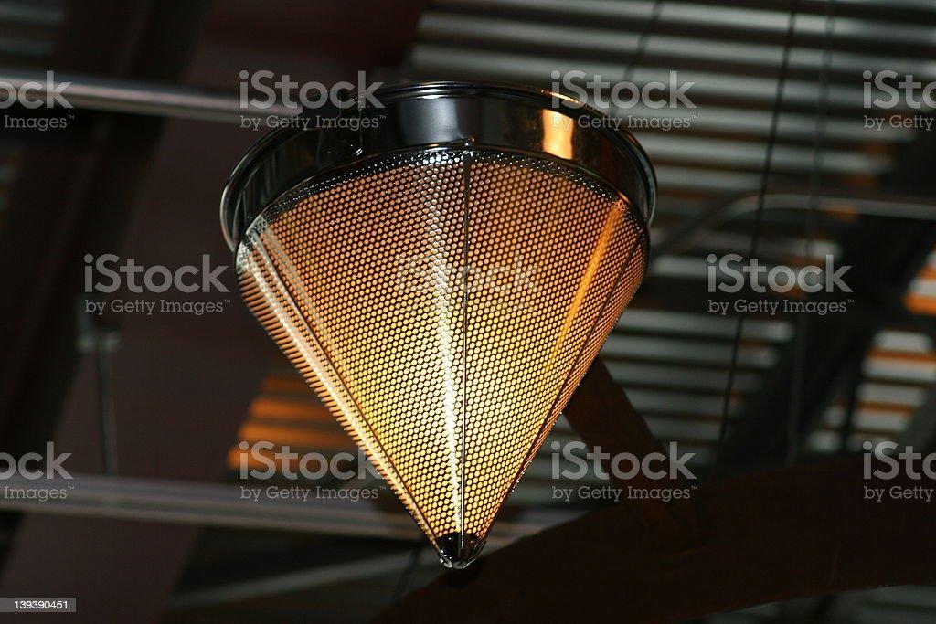 Light Fixture series 2 royalty-free stock photo