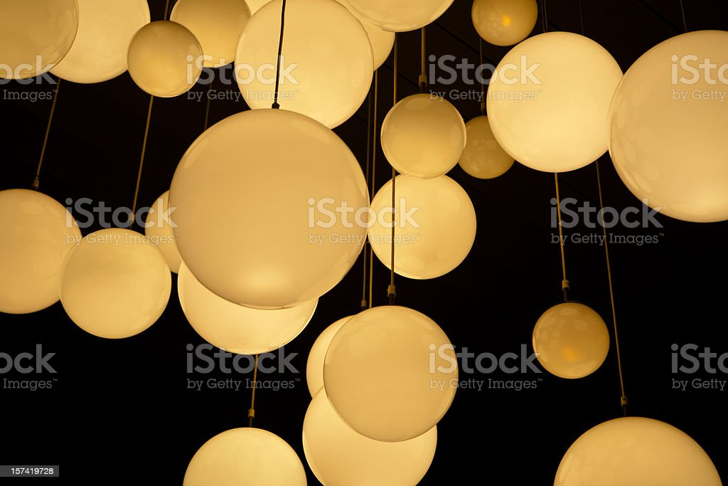 Light Globes royalty-free stock photo