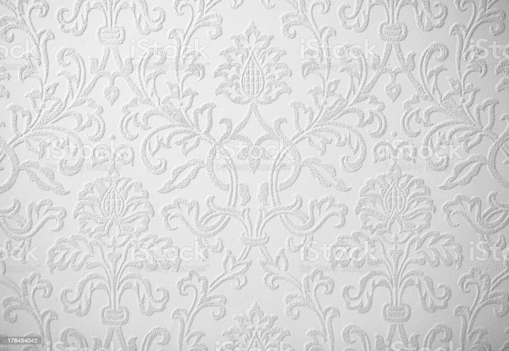 light gray baroque  background stock photo