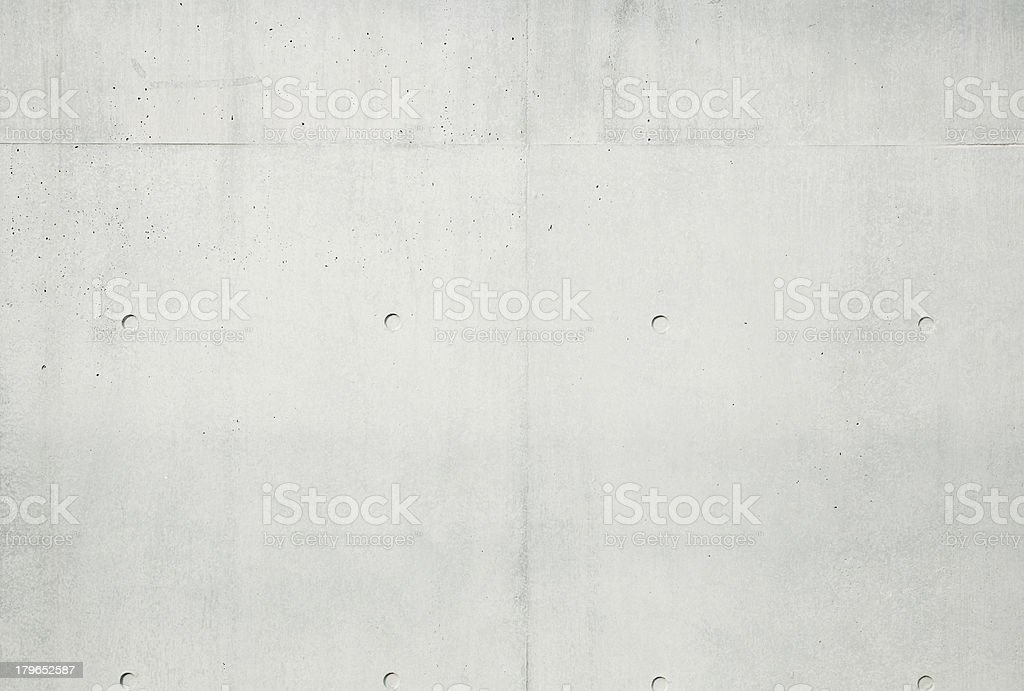 Light gray concrete wall background royalty-free stock photo