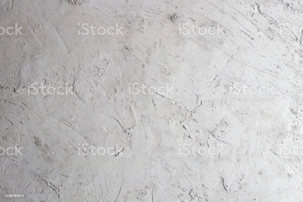 light gray industrial rough weathered scratched concrete textured background light gray industrial rough weathered scratched concrete textured background Abandoned Stock Photo