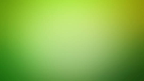 light green defocused blurred motion abstract background - green color stock pictures, royalty-free photos & images