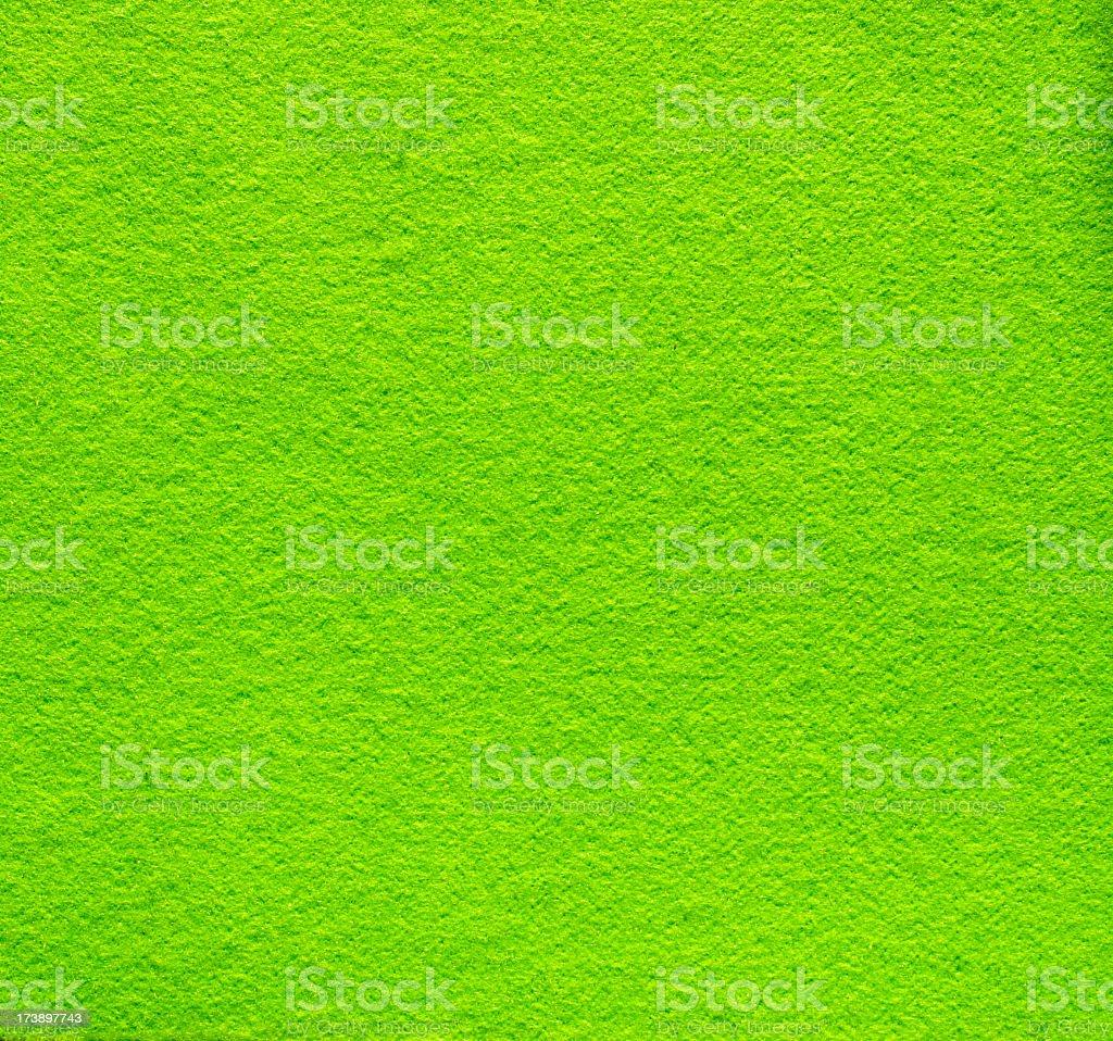 Light green felt royalty-free stock photo
