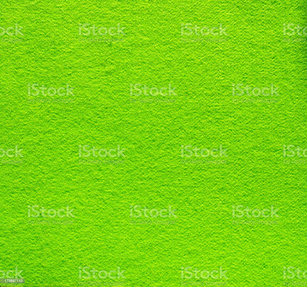 Light green felt stock photo