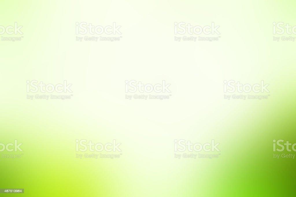 Astratto Sfondo Verde Chiaro Sfumato Fotografie Stock E Altre