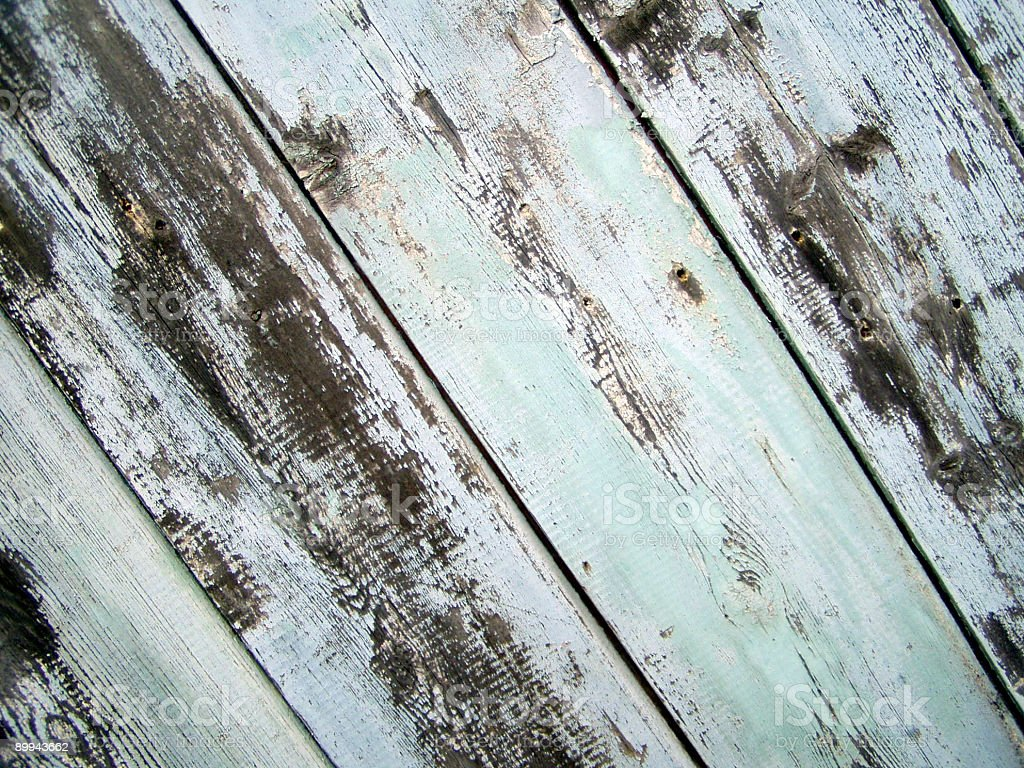 Light green wooden floor stock photo