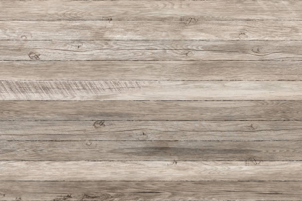 Light grunge wood panels. Planks Background. Old wall wooden vintage floor - foto stock
