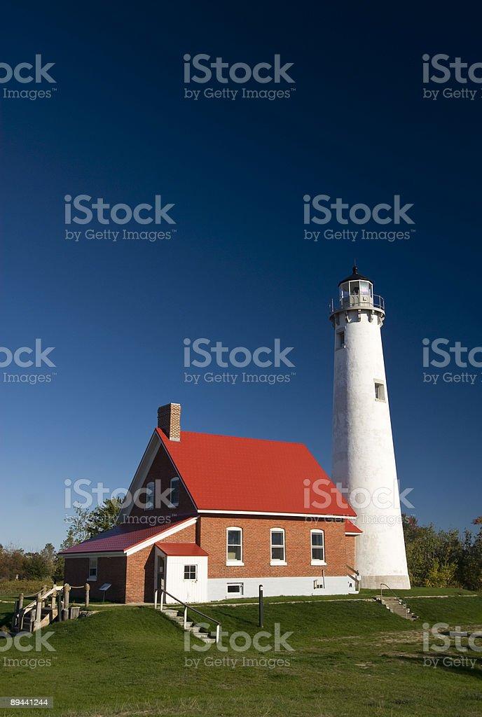 Light House royalty-free stock photo