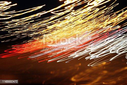 istock Light lines 1163002472