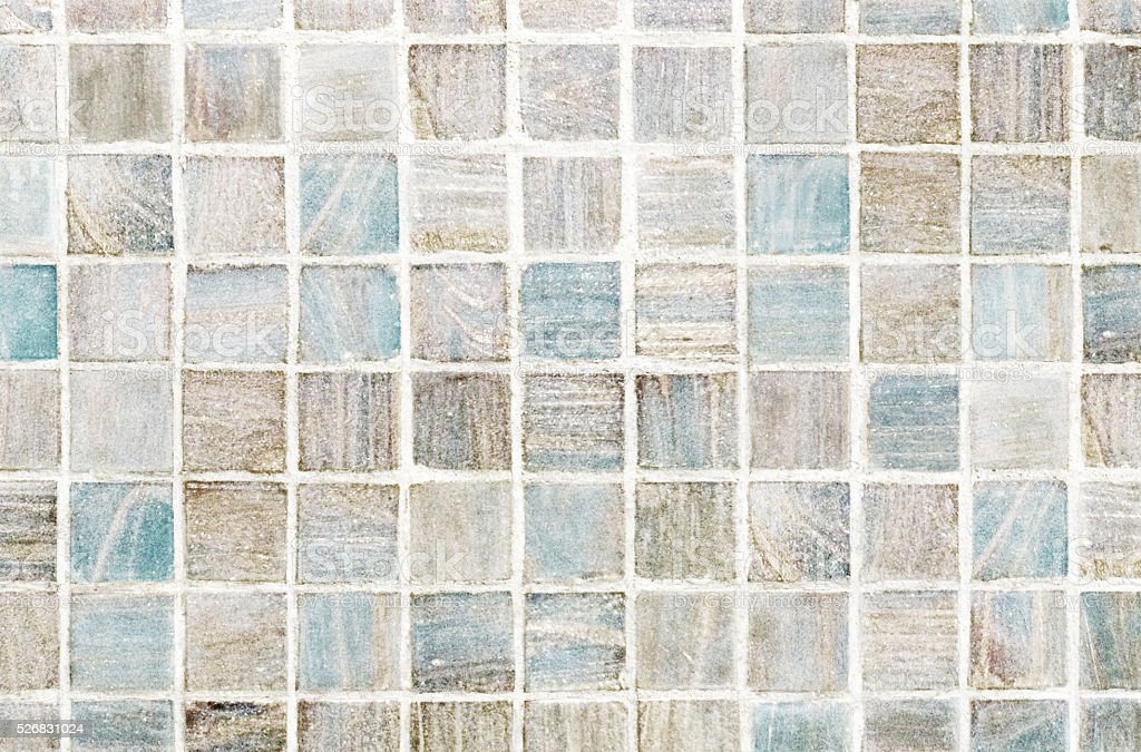 light multi colored blue brown pastel tile mosaic abstract background royalty free stock photo - Multi Colored Tile Floor