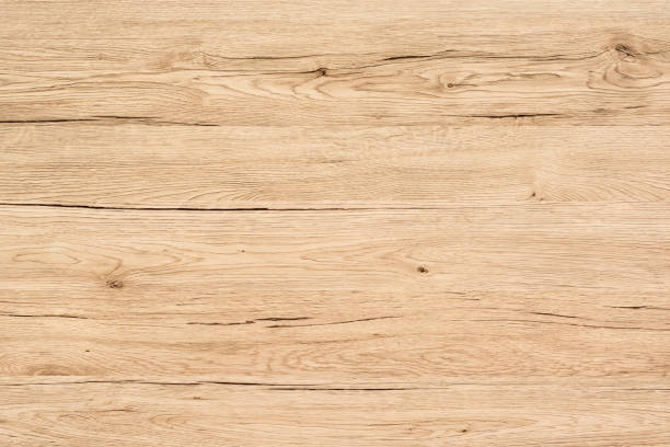 Light natural wood background - foto stock