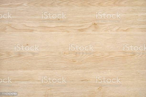 Photo of Light natural wood background