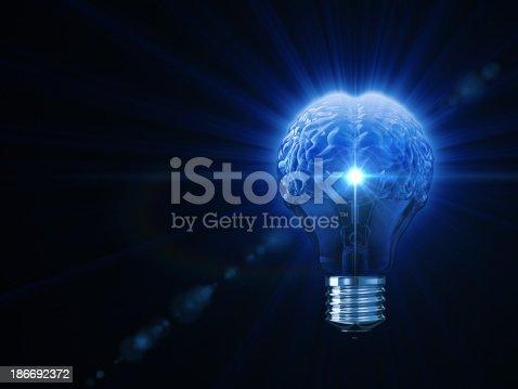 istock Light Of Idea 186692372