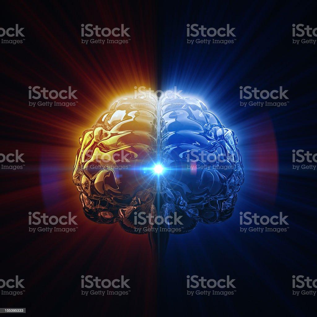 Light Of Mind stock photo