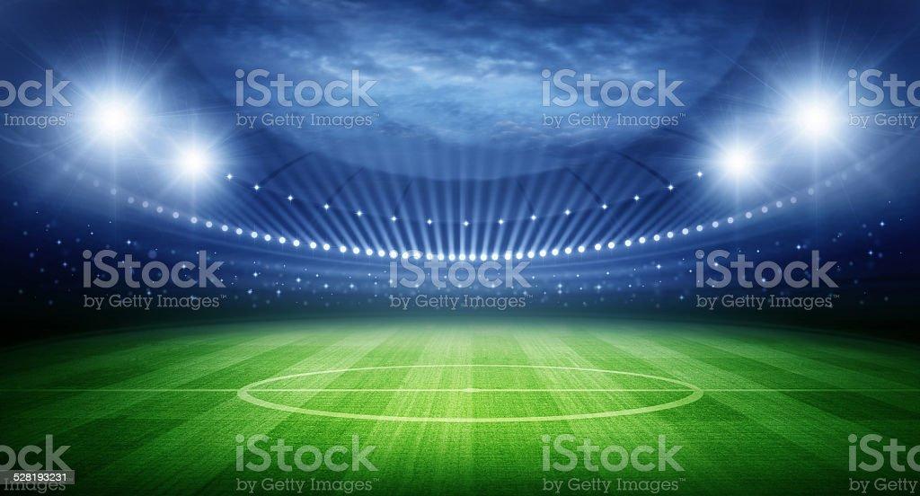 Licht-stadium – Foto