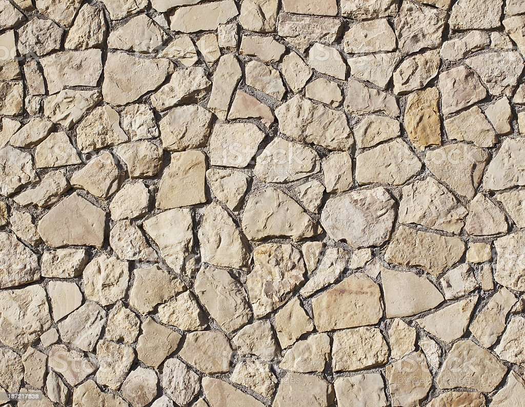 light old stone wall background royalty-free stock photo