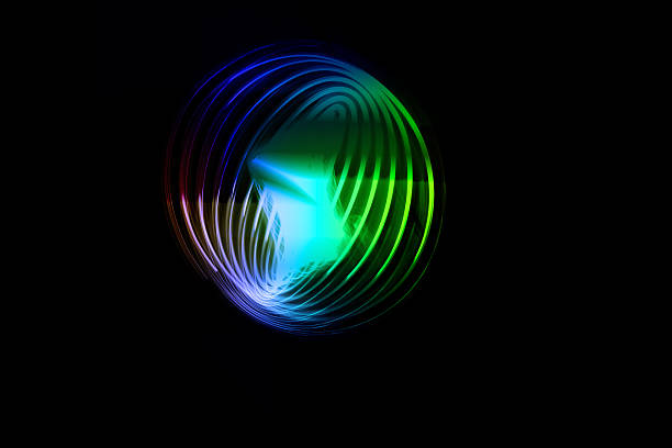 light painting 30 second exposure using a torch abjure stock pictures, royalty-free photos & images
