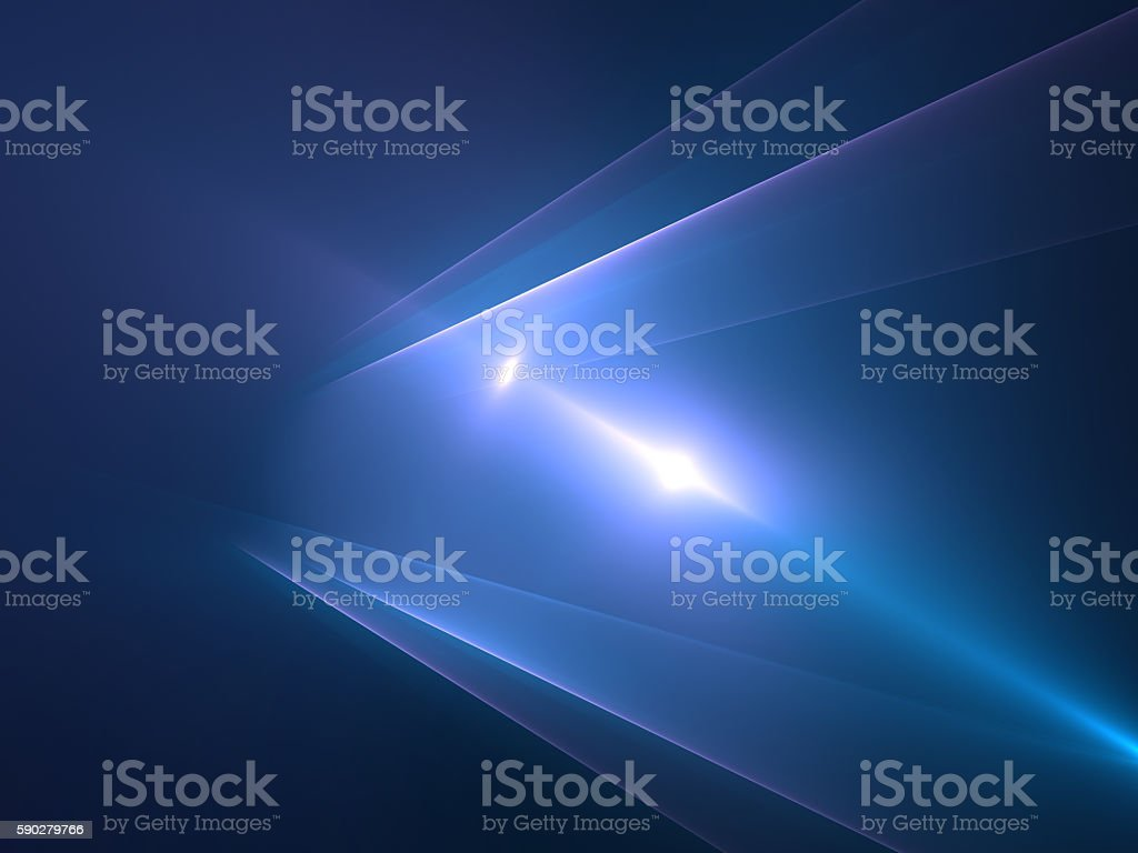 light perspective, abstract modern background stock photo