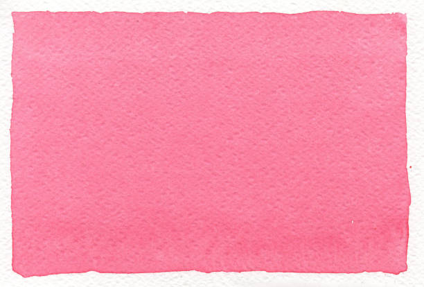 Light Pink Watercolor background stock photo