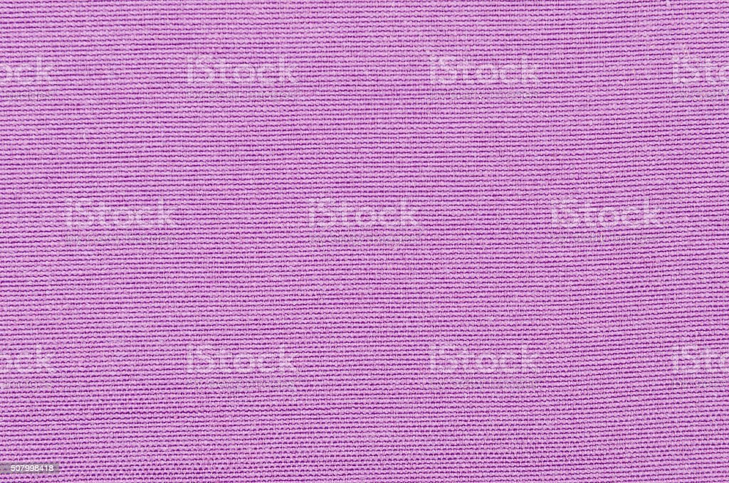 Light Purple Colored Fabric Textured Background Royalty Free Stock Photo