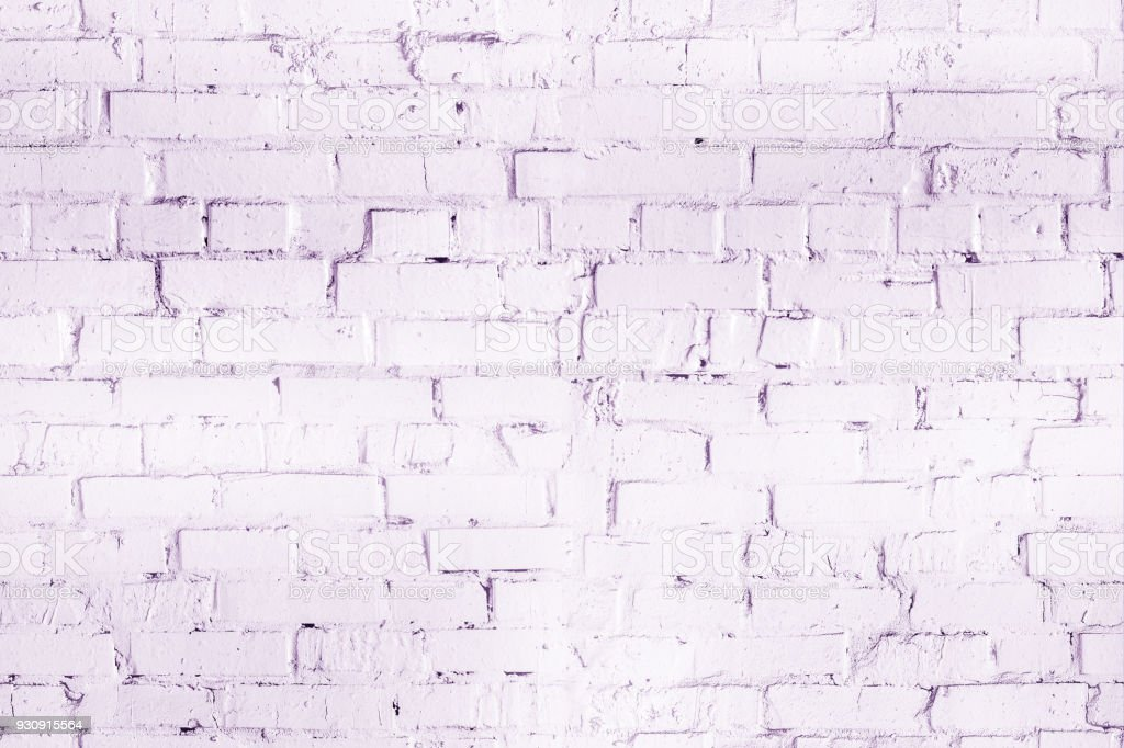 Light purple seamleass wall texture. Aged  wheathered background. Abstract white textured pattern stock photo