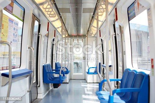 light rail in South Korea.