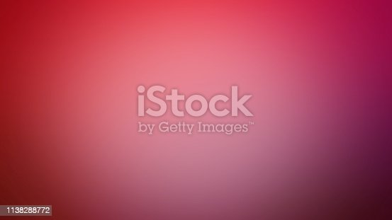 istock Light Red Defocused Blurred Motion Abstract Background 1138288772