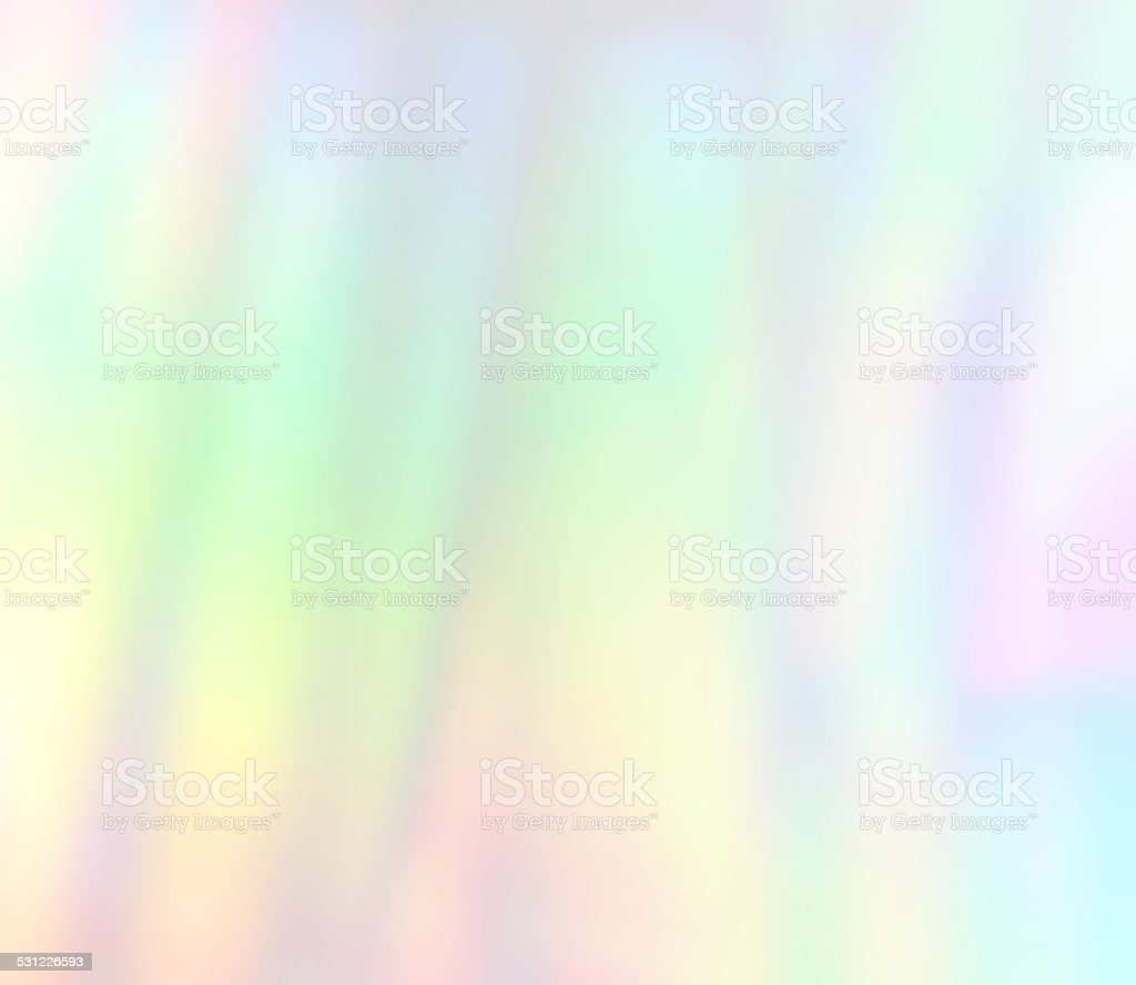 Light Refraction Soft Pale Background Abstract Defocus Rainbow Stock ...