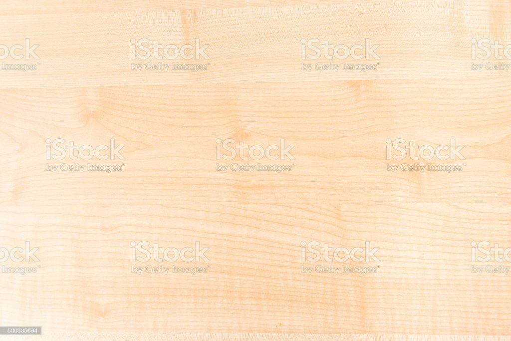 Light smooth wooden texture. stock photo