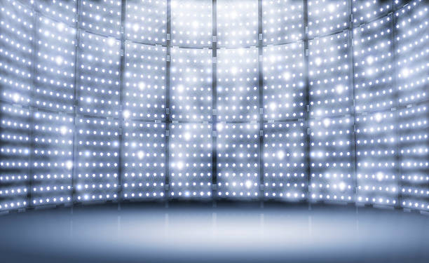 light stage concert - stage light stock pictures, royalty-free photos & images