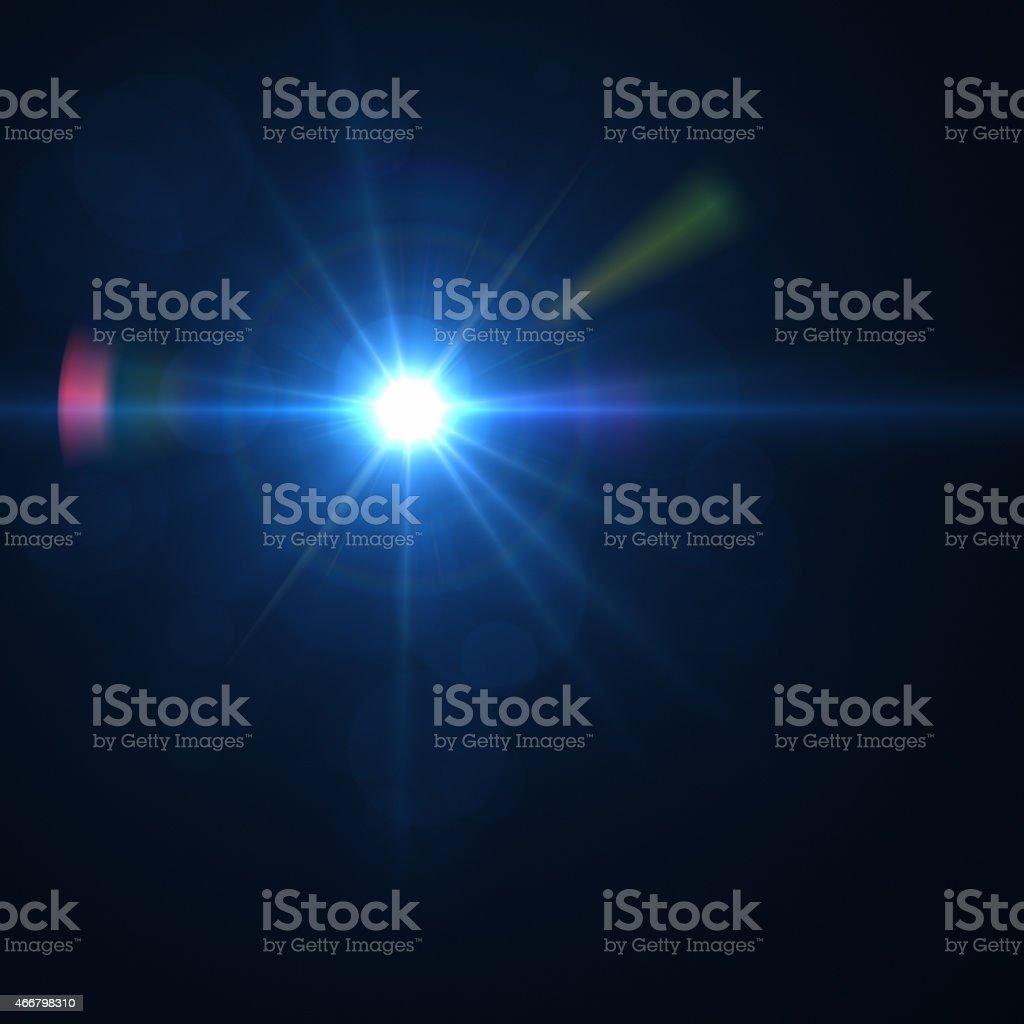 Light Star stock photo