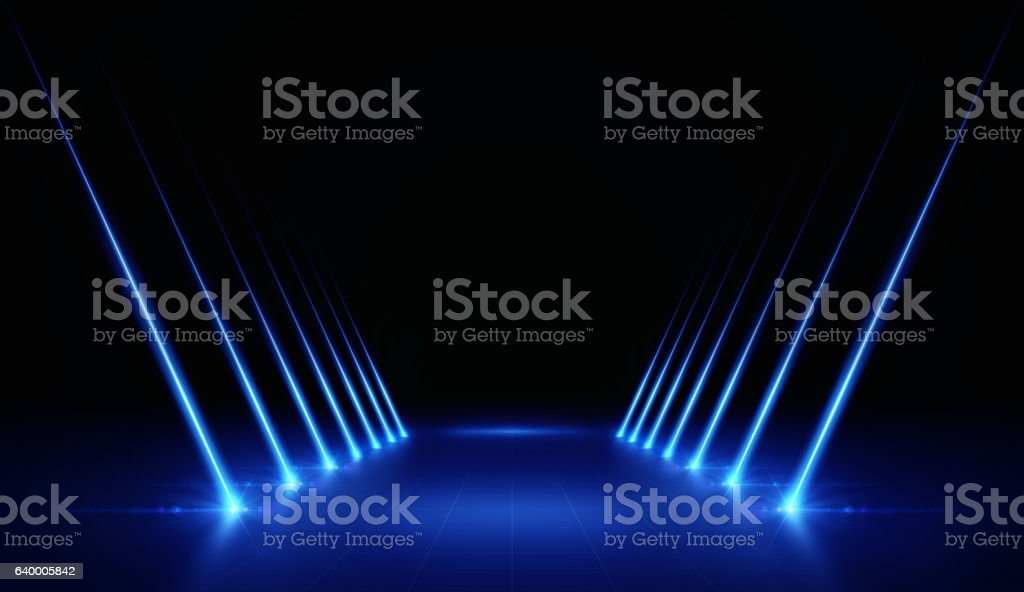 light stripes stock photo