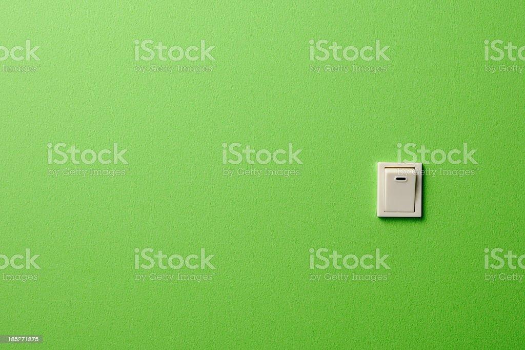Lichtschalter Mit Textfreiraum - Stockfoto   iStock