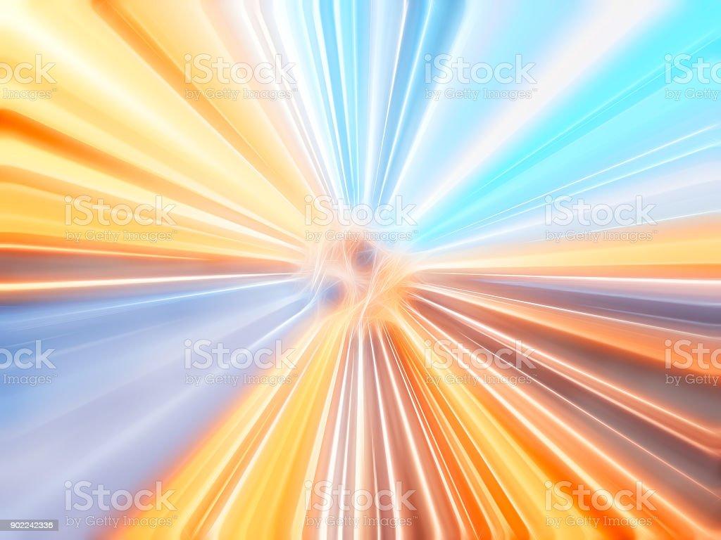 ブラスト 光