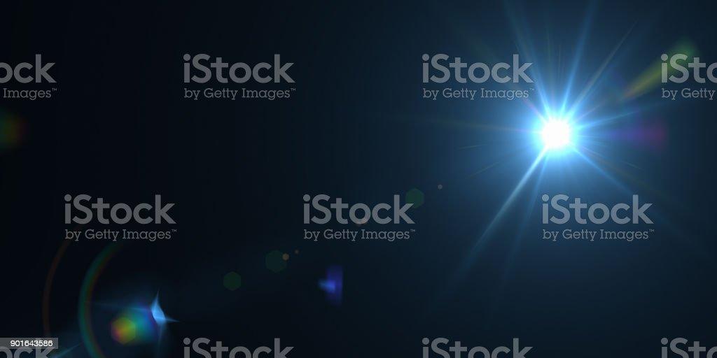 Luz plantilla - foto de stock