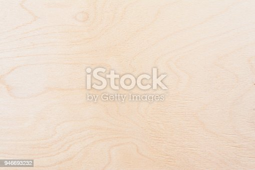 istock light texture of birch plywood, abstract background 946693232