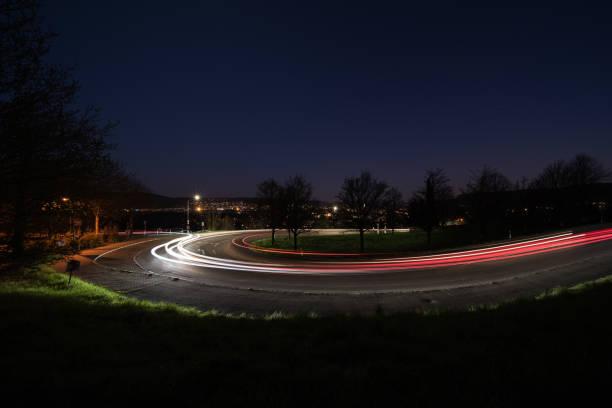 Lichtspur – Foto